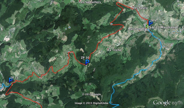 Plans-des-zones-vertes-p1-ES-Marchampt-claveisolles-St-cyr-le-chatoux-ES6-ES11-rallye-lyon-charbonnieres-2015