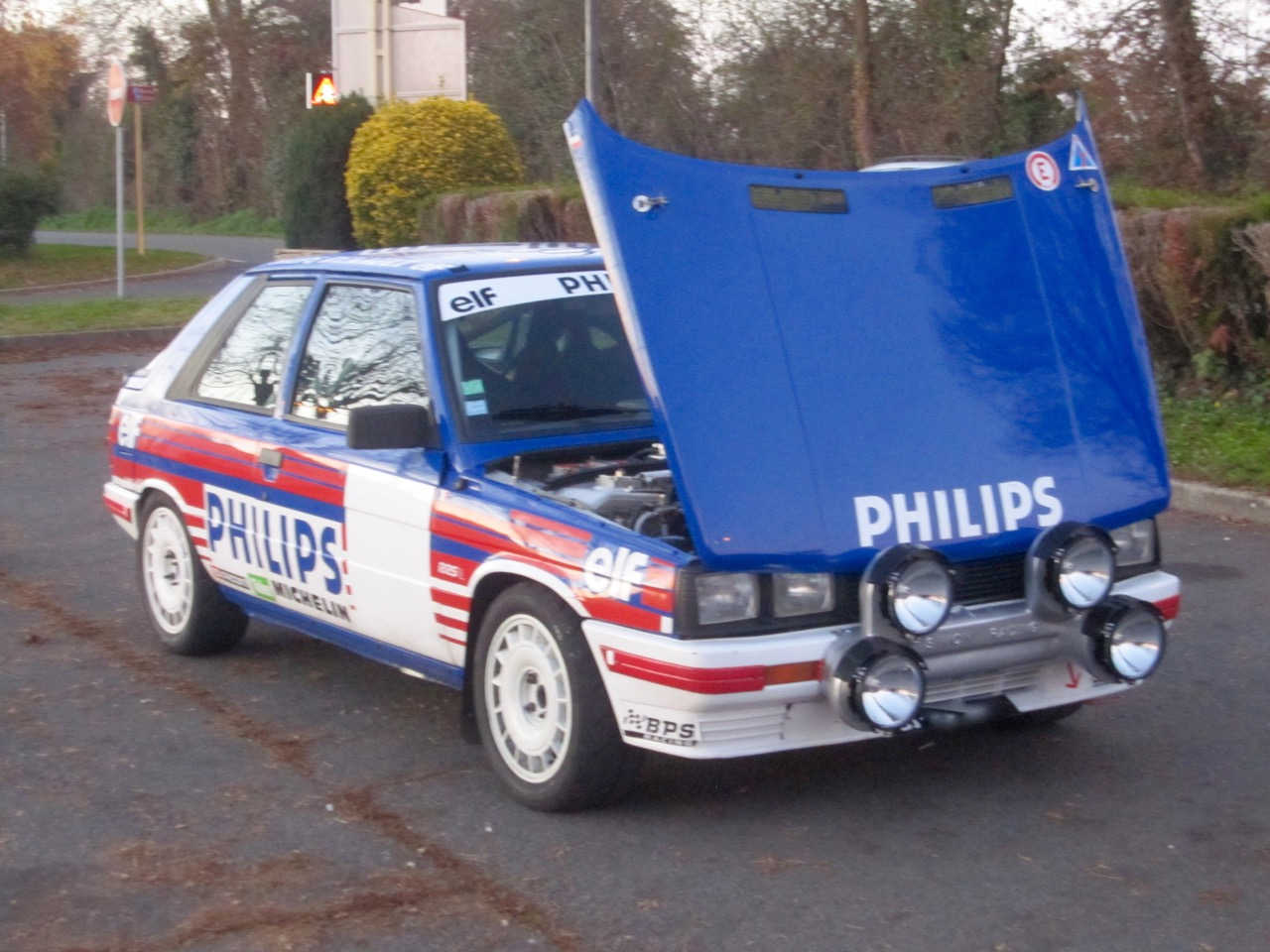 R11 turbo gr A VHC phillips