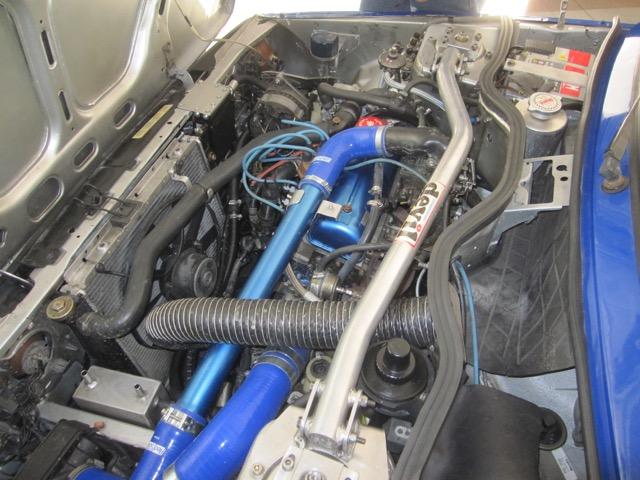 moteur préparé gr A de la Reanault 11