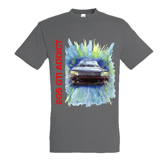 Tee-shirt 205 GTI
