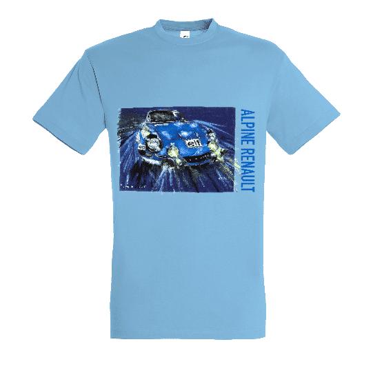 alpine-renault bleu ciel