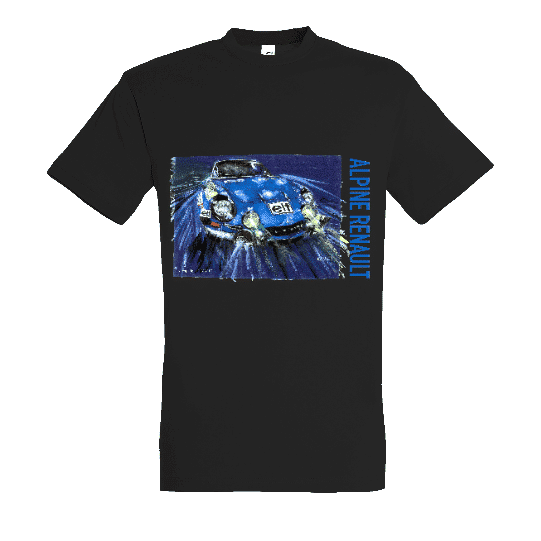 Tee-shirt Alpine A110