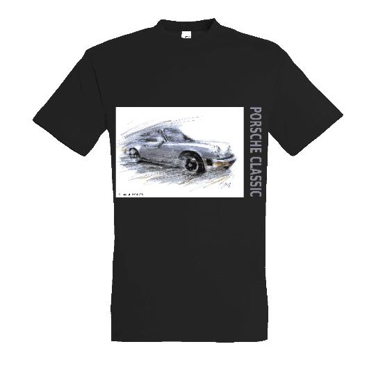 t-shirt-911-porsche-classic_face_Noir Profond
