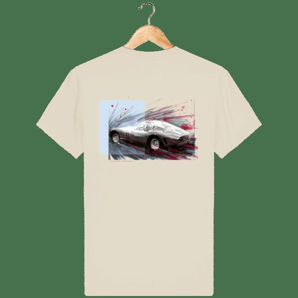 Tee Shirt Ferrari GTO desert-dust